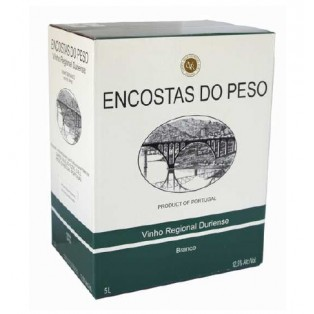 "Encostas do Peso - Branco 5L "" Bag-in-Box"""